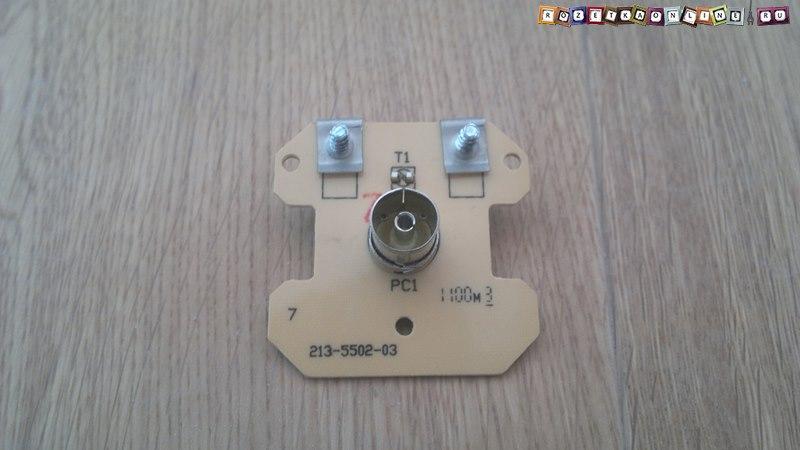 Разъем для антенного кабеля в