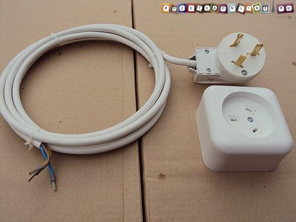 Перенос розетки электроплиты 367d070edb5