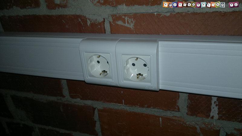 Инструкция по монтажу кабель канала