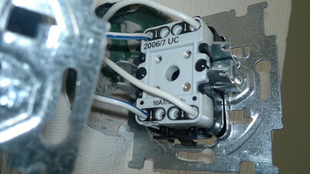 Электричество схема подключения проводов 710