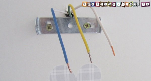 Сечение кабеля для освещения