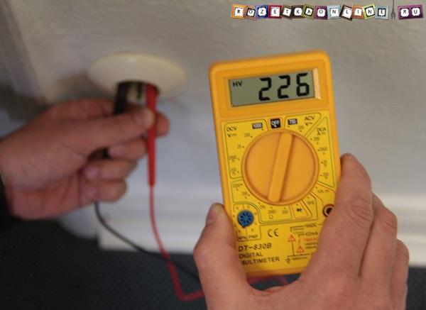 Напряжение в домашней электросети для подключения холодильника